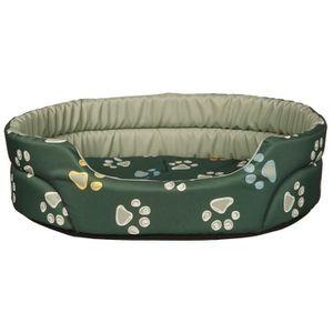 TRIXIE Lit Jimmy - 55x45 cm - Vert - Pour chien