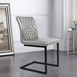 Simili Achat Vente Chaise Cuisine Gris Pas Cher 2eED9IWHYb
