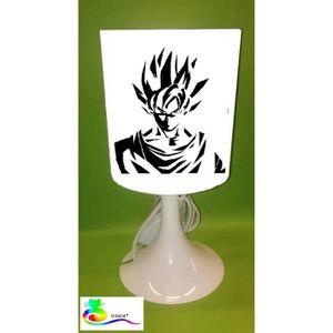 Lampe Dragon Ball Z Sangoku Kamehameha Achat Vente