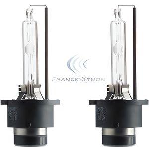 AMPOULE TABLEAU BORD 2 x Ampoules xénon D2S/D2R - 6000K