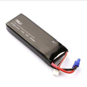 PIÈCE DÉTACHÉE DRONE Hubsan 7.4V 2700mAh 17Wh 10C Batterie Lipo à X4 H5