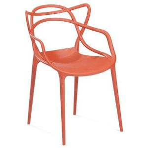 Kartell 586515 Chaise Masters Marron Cuivr Imp Achat