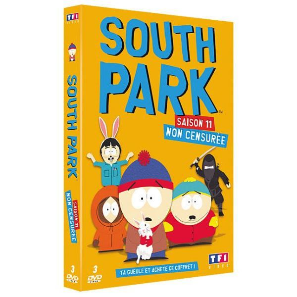 DVD DESSIN ANIMÉ DVD South Park, saison 11
