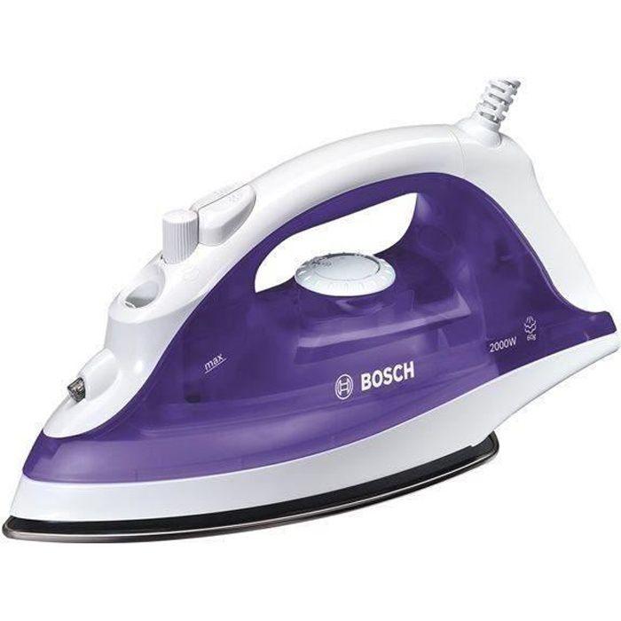 BOSCH TDA2320 Fer à repasser - 220ML - 2000W - Violet