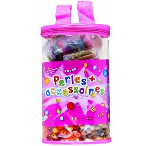 KIMPLAY Sac de perles et accessoires