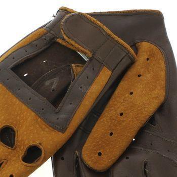b1dc206c60e Gant cuir carpincho Luxe