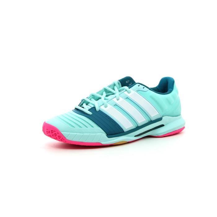 buy popular b6505 b6d6a Chaussures Indoor Adidas Adipower Stabil 11 Femme. CHAUSSURES DE RANDONNÉE  ...