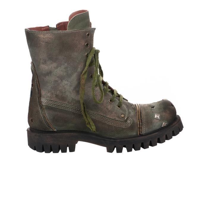 Boots femme - PAPUCEI - Blanc - GILDA XrnfRQnk