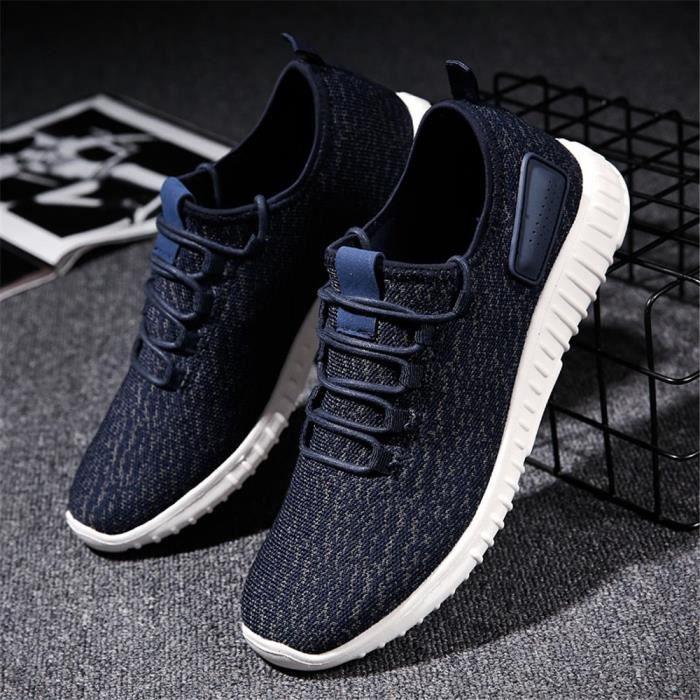 c3180b7157403b Sneaker Homme Confortable Qualité Supérieure Nouvelle Sneakers Mode Durable  Léger Chaussure Plus De Couleur Doux Extravagant 39-44