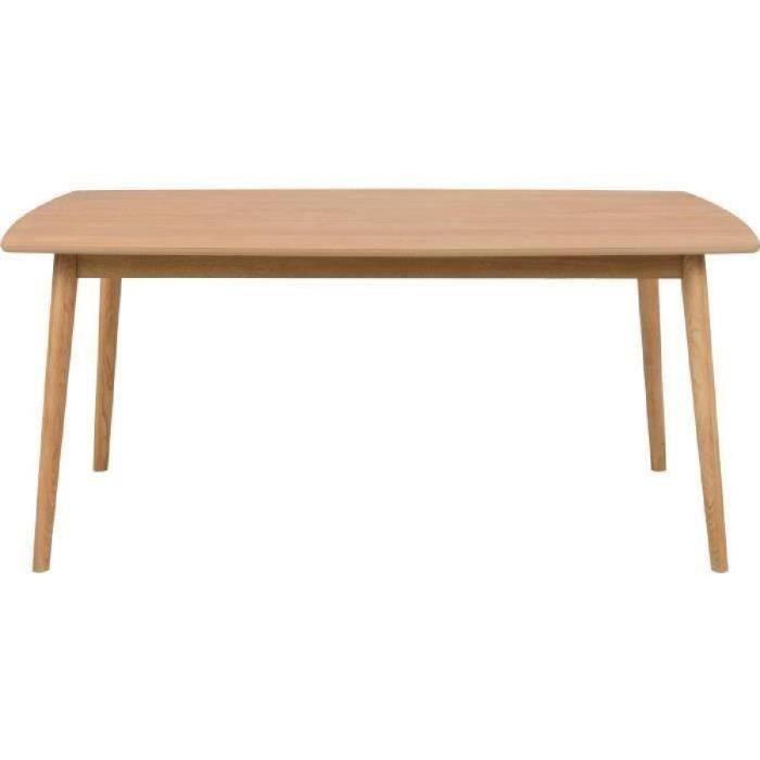 TABLE À MANGER SEULE NAGANO Table à manger de 8 à 10 personnes scandina