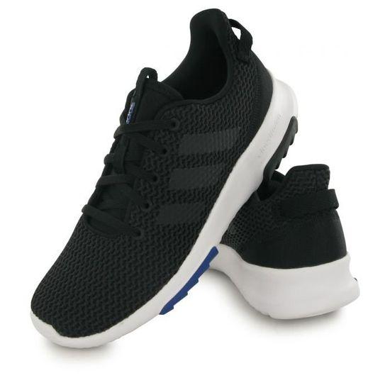 size 40 df26f c9acc Adidas Neo Cloudfoam Racer Tr noir, baskets mode enfant Noir Noir - Achat    Vente basket - Cdiscount