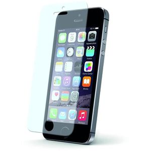TNB Protection écran verre pour iPhone 5 / 5S / 5SE - Transparent