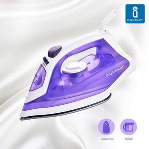 FER A REPASSER - XL Aigostar Ceramic Purple 31HGE - Fer à repasser vap