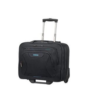 VALISE INFORMATIQUE AMERICAN TOURISTER Sac Trolley At Work 15,6