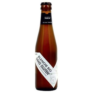 BIÈRE Vezelay - Bière blanche sans gluten bio 4.4° 25 cl