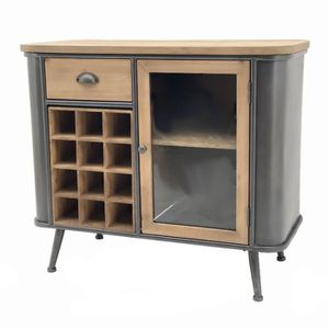 meuble cuisine haut porte verre achat vente pas cher. Black Bedroom Furniture Sets. Home Design Ideas