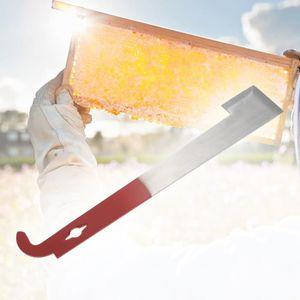 POIGNÉE DE RUCHE Outil d'apiculture Extraction Couteau en acier ino