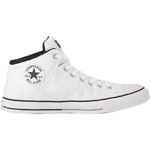 Converse Mens Chuck Taylor All Star Syde rue Mid Formateurs toile C4I45 Taille-41 CNuPhT