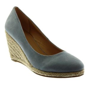 ESPADRILLE Angkorly - Chaussure Mode Mule Espadrille slip-on