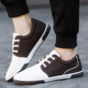 Hommes Casual Chaussures Automne Chaussures Hommes Mocassins Adulte Mocassins Mâle Chaussures XYM80309903WH blanc BXGXzgVkd