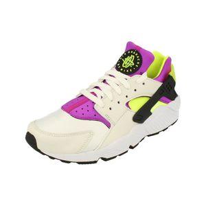 BASKET Nike Air Huarache Run 91 QS Hommes Running Trainer