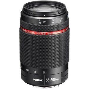OBJECTIF PENTAX Objectif SMC DA 55-300mm f/4-5.8 ED WR - po
