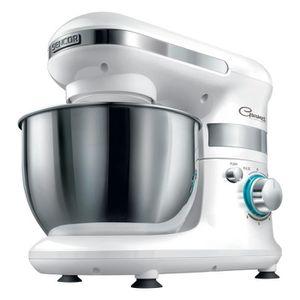 MIXEUR ÉLECTRIQUE SENCOR STM3010WH Robot pâtissier Gourmet - Blanc