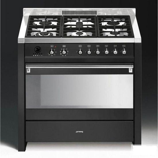 nouveau produit 39e4e 6aac8 Centre de cuisson ?Opéra?, 90 cm, anthracite ma…