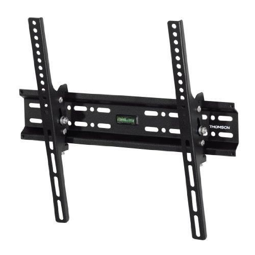 HAMA 00132034 Support mural TV - Inclinable -  400 x 400 - Noir