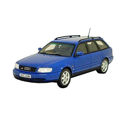 DVD FILM Audi 5031300113 S6 Plus 01h43 Miniature, Bleu Noga