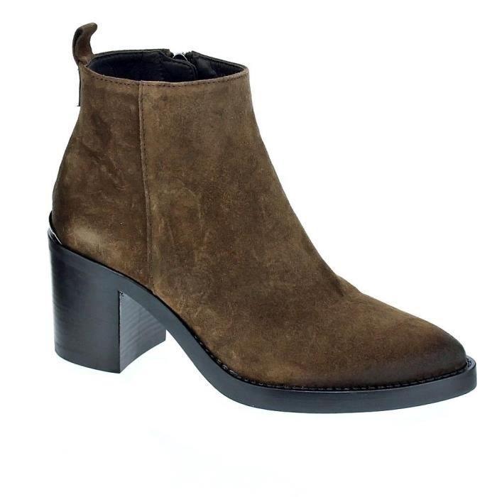 Chaussures femme bottillons modèle Alpe 3135111924655_77554