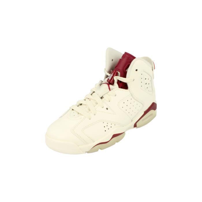Nike Air Jordan 6 Retro Bg Hi Top Trainers 384665 Sneakers Chaussures 116