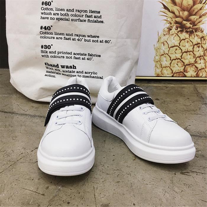 Basket Moins Classique Le Durable Slipon Sneakers Chaussures Respirant Cool Femme Cher 80vwmNn