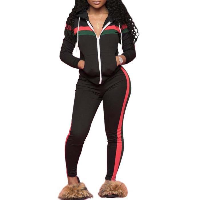 Combinaison jogging femme - Achat   Vente pas cher 56fc060683e