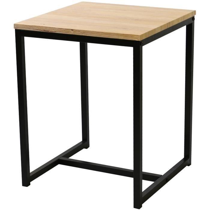 table de salon bout de canap range magazine colle - Bout De Canape Bois