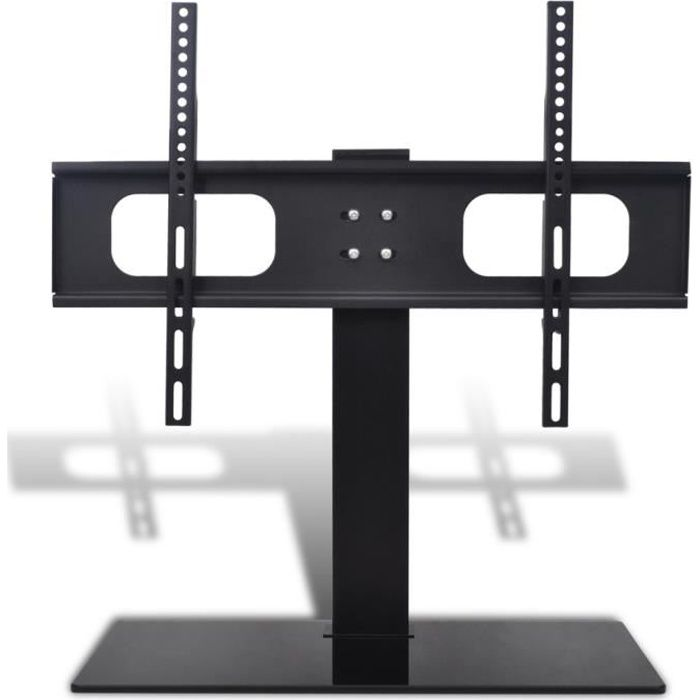 Support Tv Sur Pied 600 X 400 Mm 32 70 Fixation Support Tv