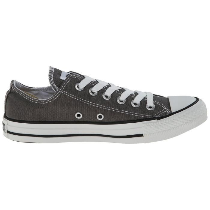 baskets all star ox homme converse all star ox h 46 Gris