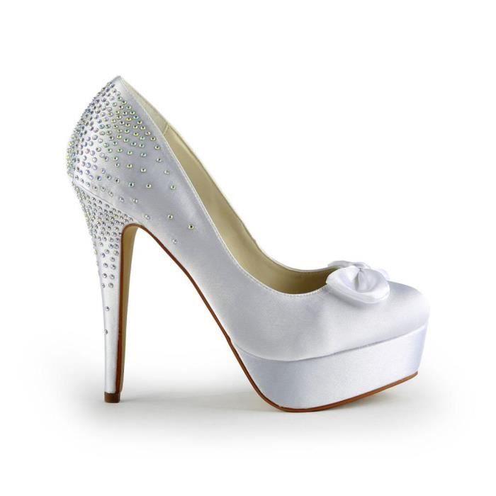 Jia Jia Wedding 201132 chaussures de mariée mariage Escarpins pour femme