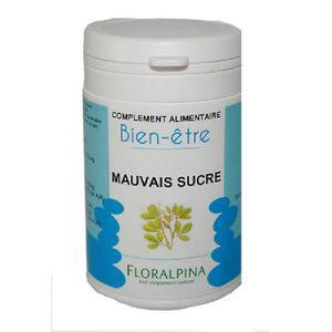 COMPLÉMENT MINCEUR MAUVAIS SUCRE - 60 gélules - Le chrome contribue à