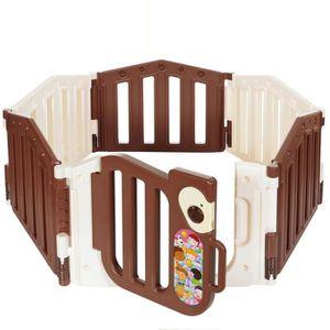 parc bebe plastique achat vente parc bebe plastique. Black Bedroom Furniture Sets. Home Design Ideas