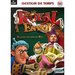 BUREAUTIQUE Gestion du Temps - Royal Envoy - Casual Fever - PC