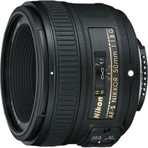 OBJECTIF NIKON AF-S NIKKOR 50mm f/1,8 G Objectif pour appar