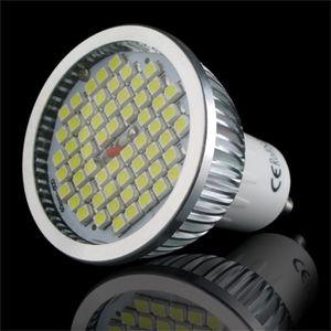 AMPOULE - LED Ampoules LED GU10 6w 480lm 120°larges faisceaux bl