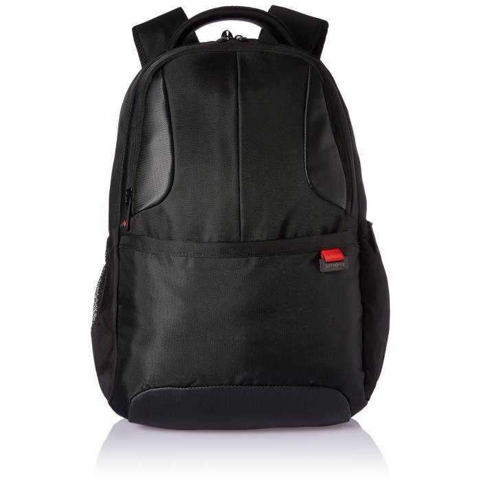 Polyester hommes Ikonn 24 Ltrs Noir Sac à dos pour ordinateur portable de (31r (0) 09 001) CEMIS