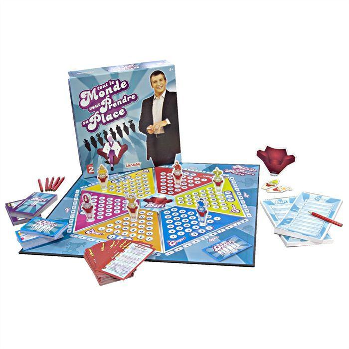 Tout le monde veut prendre sa place achat vente jeu - Les douze coup de midi jeux en ligne ...