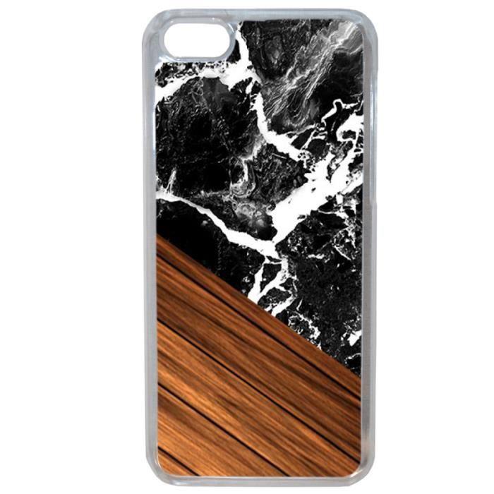 coque iphone xr souple marbre