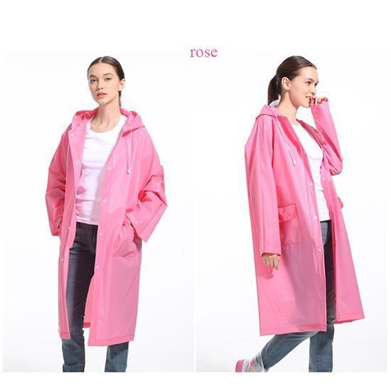 357a5f247a101 Imperméable - Trench Manteau de pluie destinés aux adultes, perméable à