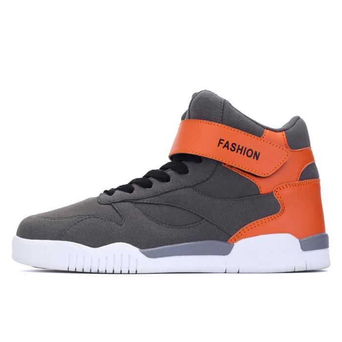 Basket Homme Chaussures de sport Homme Mode Sportswear Chaussures 2018 IcRehR2