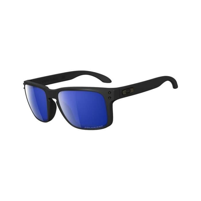 Lunettes Oakley - HOLBROOK OO9102-52 - Cat.3 Po... - Achat   Vente ... aad6d751b3f2