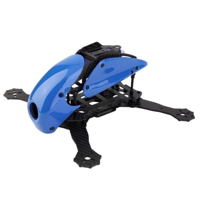 Chassis drone Tarot Robocat 270mm 4 axes en fibre de carbone